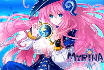 《Myrina Online》雷爵網絡、玩酷科技攜手合作,國產驕傲、日系血統冒險即將啟航!