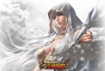 《女神聯盟》降魔改版「神魔戰記」全新女神「雅典娜」氣質出征