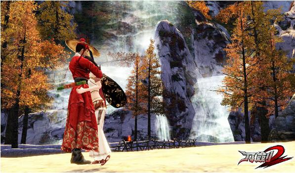 《刀劍2 Online》正式官網上線,「秋紅葉」背景故事精彩釋出!