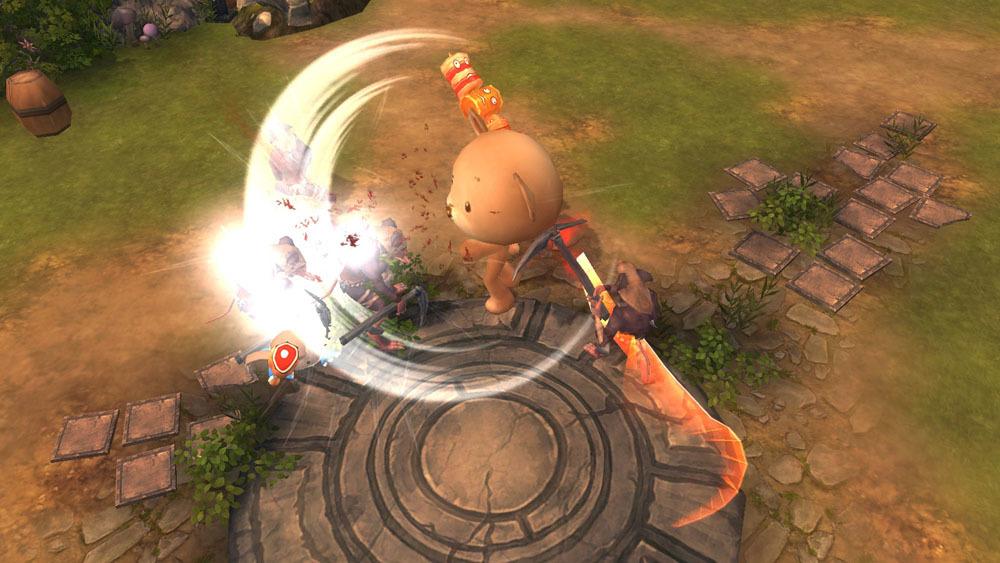 戰鬥畫面1