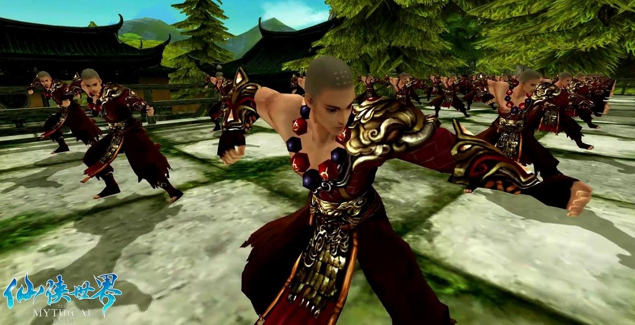 7天宮護衛,恭送玩家啟程仙俠之旅。
