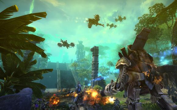 04-大規模載具會戰,帶來全新遊戲新體驗!