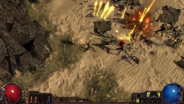 《流亡黯道PoE》「流亡之路第一季」正式開打,提供玩家更刺激的競賽體驗!