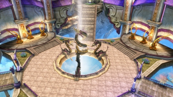 至高榮耀的殿堂「九皇座」,在開眼封測爭取排行還可獲得MyCard點數!