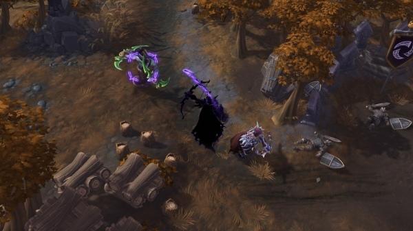 「凋亡箭」_往最近的敵人射出密集的箭雨,並優先以敵方英雄為攻擊目標,且能在移動中施放